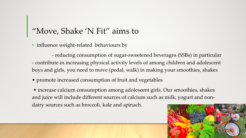 Move Shake N Fit Slide aims