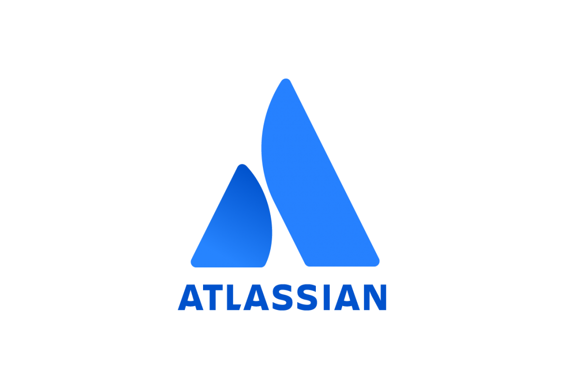 blue atlassian logo